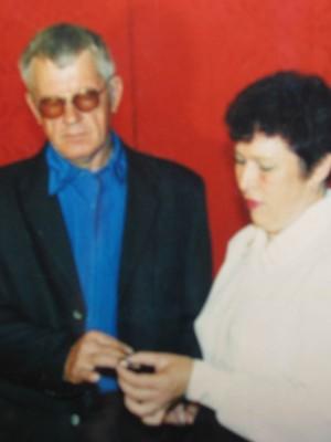 12.07.2003г., г.Семёнов. Бракосочетание Владимира и Татьяны Мироновых.