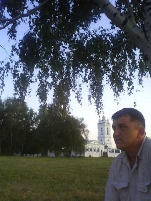 На Родине Сергея Есенина. село Константиново Рязанской губернии. 23-24.07.2011г.