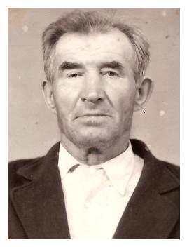 """Тот самый """"дедка"""", мой дедушка, отчим матери - Степаненко Николай Владимирович (1913-1981г.г.), 1970-е."""