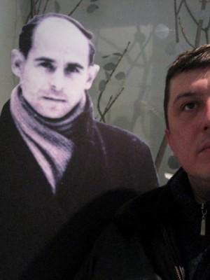 г. Вологда. У поэта Николая Рубцова (1936-1971). 11.03.2010г. В музее поэта