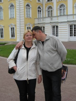 04.07.2009г., Санкт-Петербург. Петергоф.