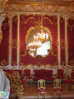 08.07.2009г., Санкт-Петербург. Эрмитаж. Да...