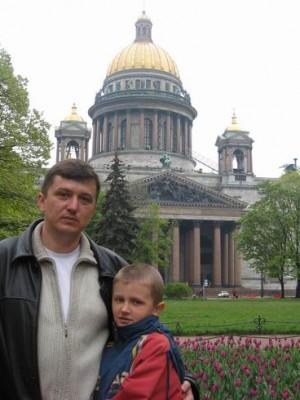 Санкт-Петербург, 17-19.05.2008г. Исаакиевский собор.