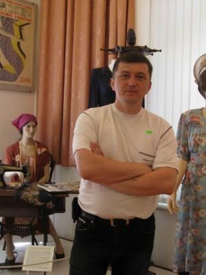 07.07.2009г., Санкт-Петербург. Государственный музей политической истории.