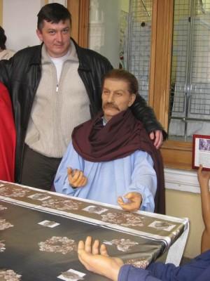 Санкт-Петербург, 17-19.05.2008г, с красными вождями плюс Иван Грозный.