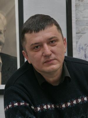 За спиною-краевед К.В.Ефимов и В.Решетников.